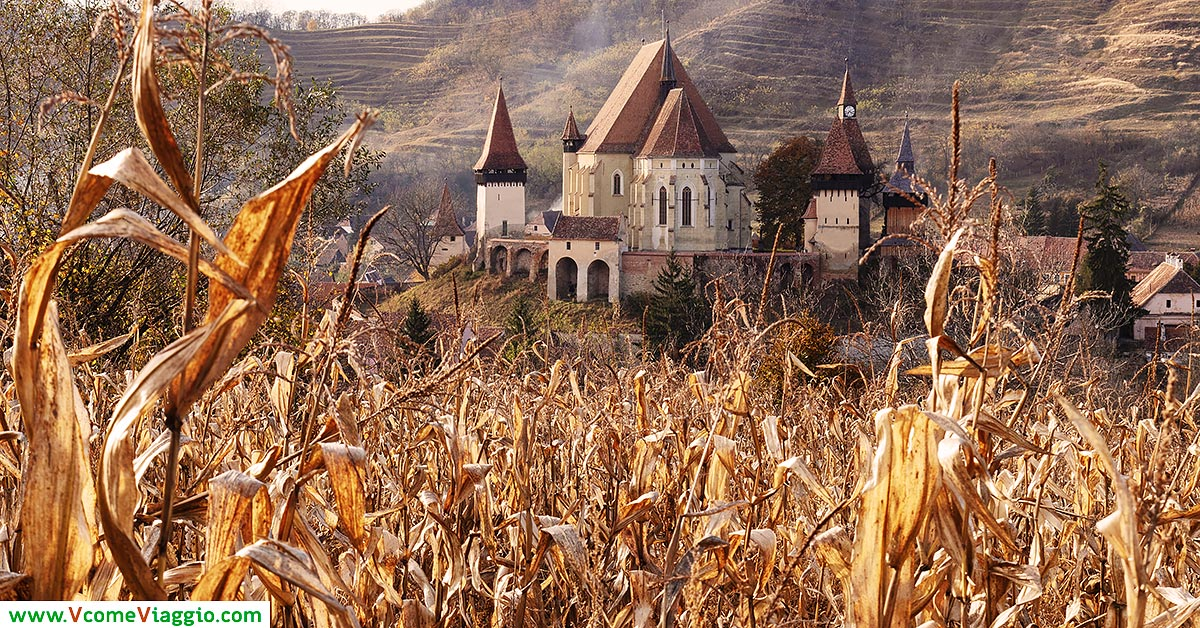 Biertan Romania
