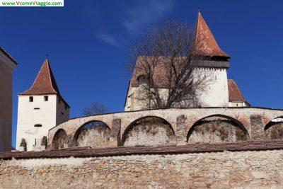 Chiesa fortificata di biertan