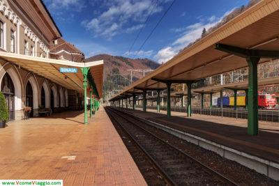 Stazione Ferroviaria di Sinaia