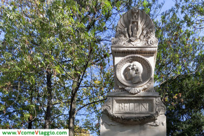 tomba di vincenzo bellini a parigi