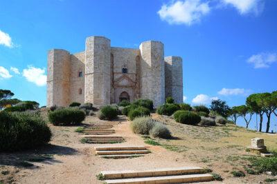 Castel del Monte, sito unesco nei dintorni di Bari