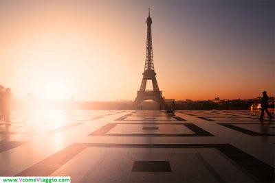 Trocadero: il miglior punto per fare foto alla Torre Eiffel di Parigi
