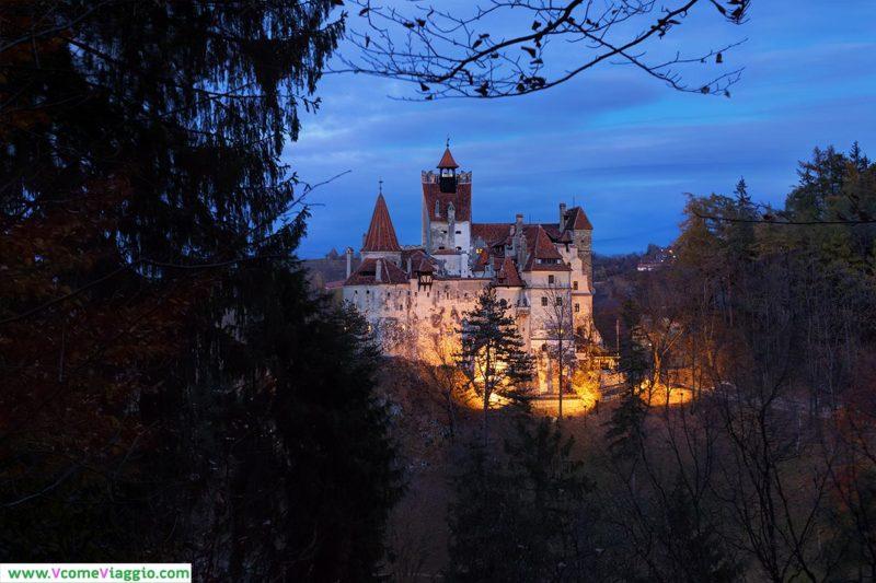 il castello del conte dracula