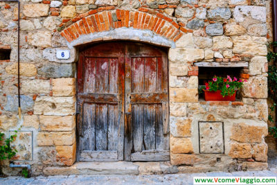 foto di monteriggioni, Siena
