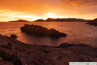vista sul Golfo dei Poeti, Liguria