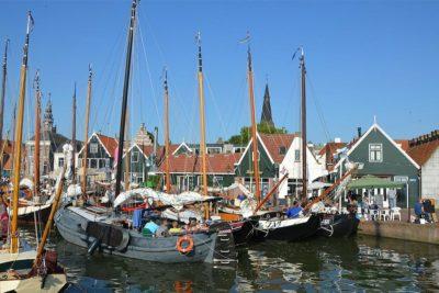 Il porto di Marken