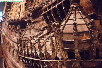 poppa della nave vasa