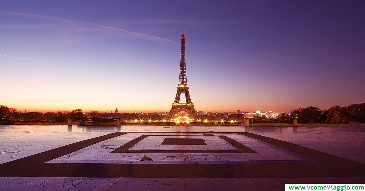 migliori punti panoramici di parigi