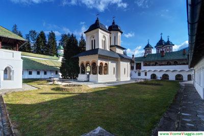 Chiesa Vecchia di Sinaia