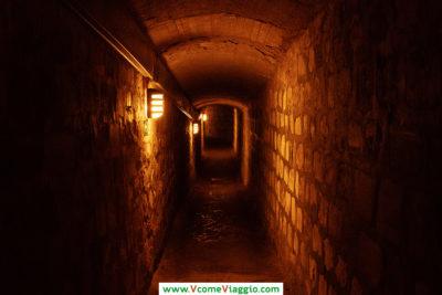 entrata alle catacombe di parigi