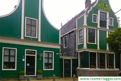 Il negozio-museo di Albert Heijn a Zaanse Schans